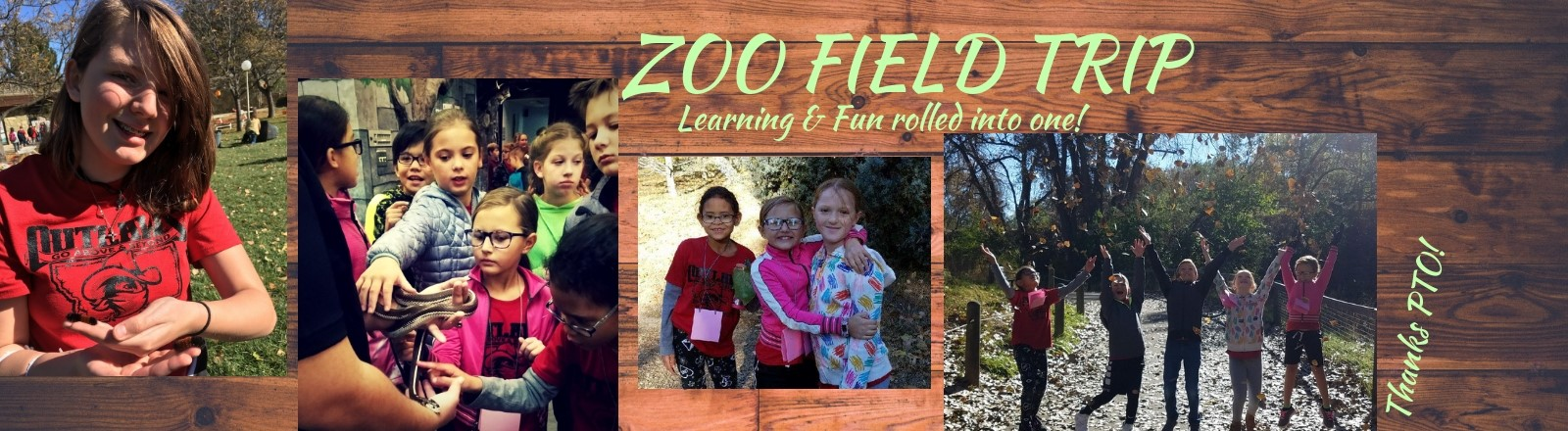 Zoo field trip photos